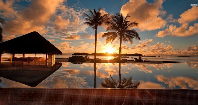 库拉玛蒂岛高清图片